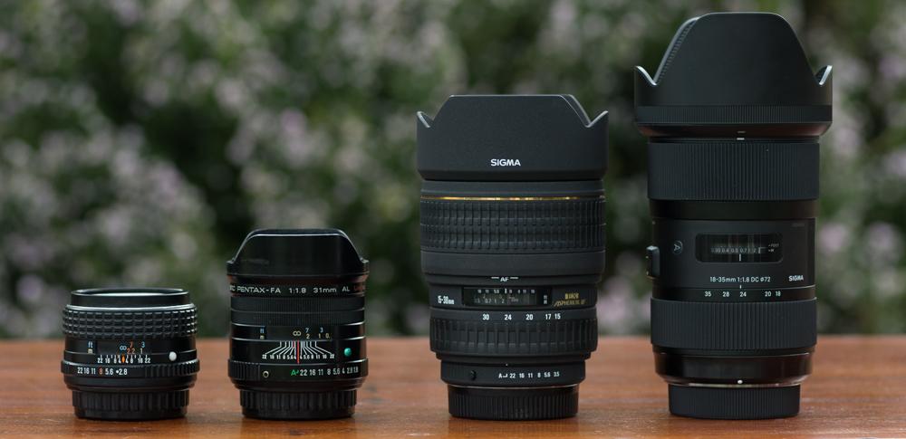Lens opinion: 18-35 vs 12-24 vs 20-40 vs 16-50 - PentaxForums.com