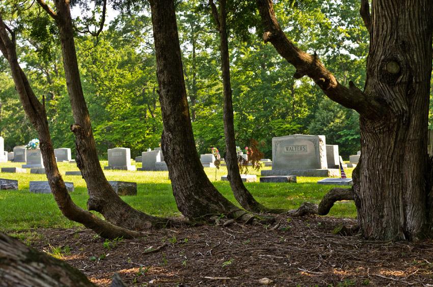 Unionville, VA cemetery