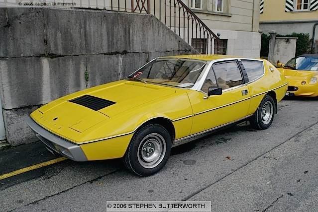 Lotus  Elite  1978