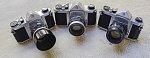 My A.O.Co. cameras 1952-1960