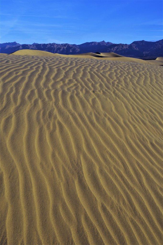 Mesquite Sand Dunes looking north  Pentax KP using the SMC Pentax-DA 18-135mm f/3.5-5.6 ED AL IF DC WR