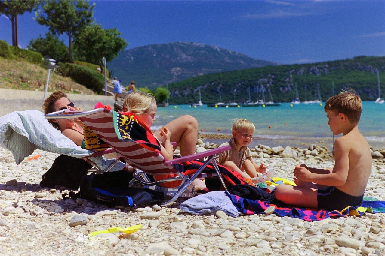 Lac St Croix Juli 2000 Scan met K 01
