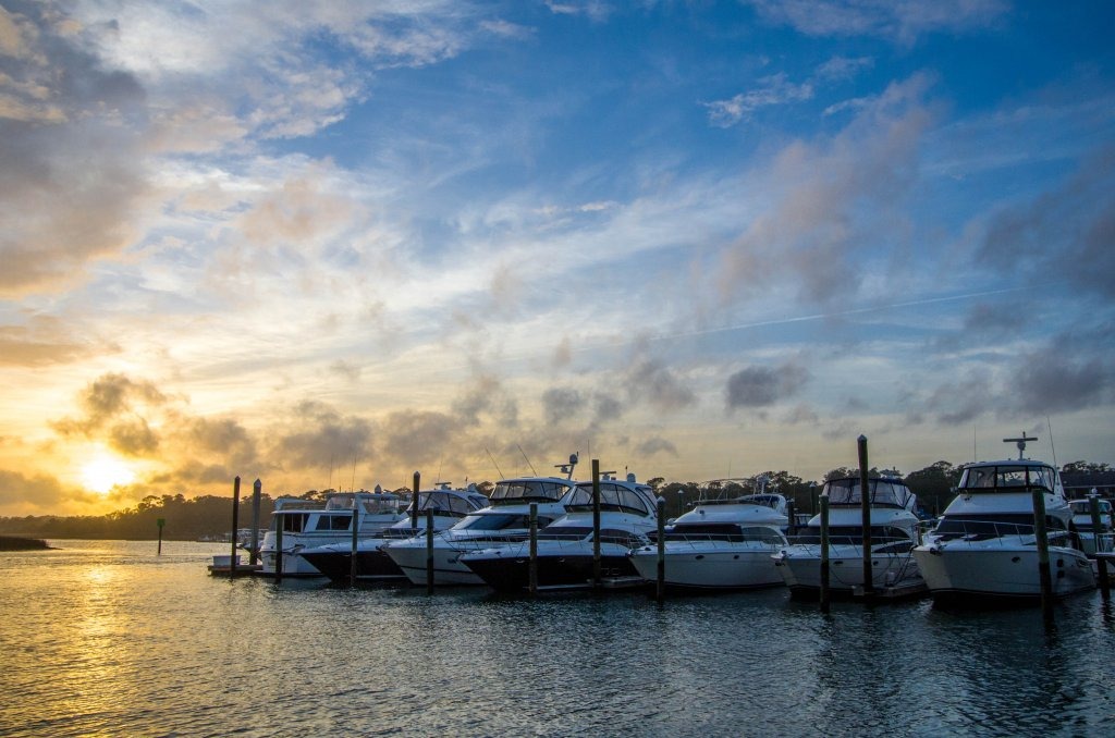 Yacht Club, Wrightsville Beach, NC