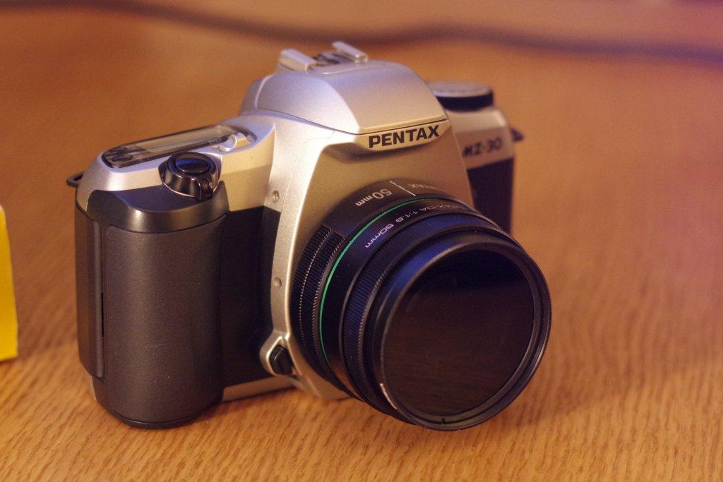 Pentax Mz 30 Zx 30 Pentax Autofocus Film Slrs Pentax