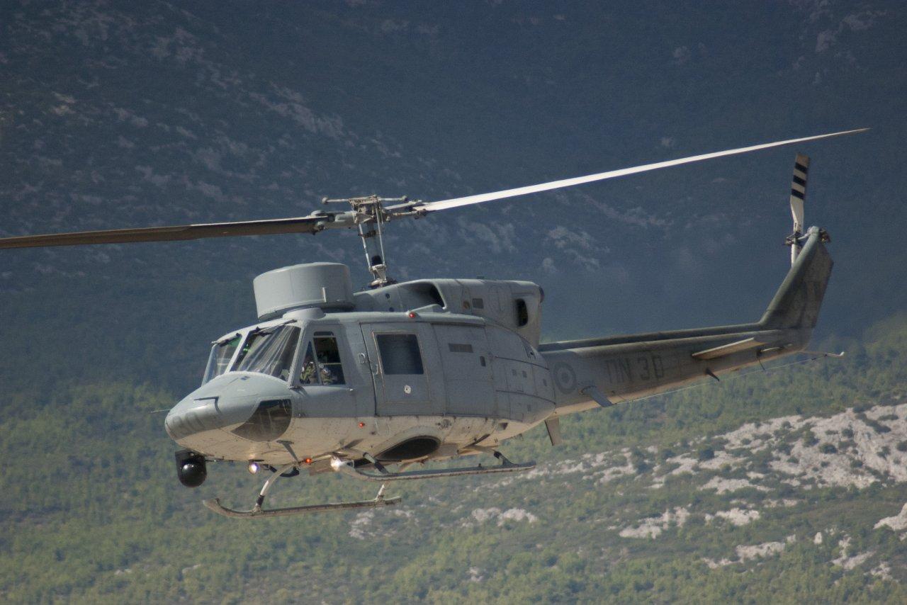 AB 212 ASW Hellenic Navy