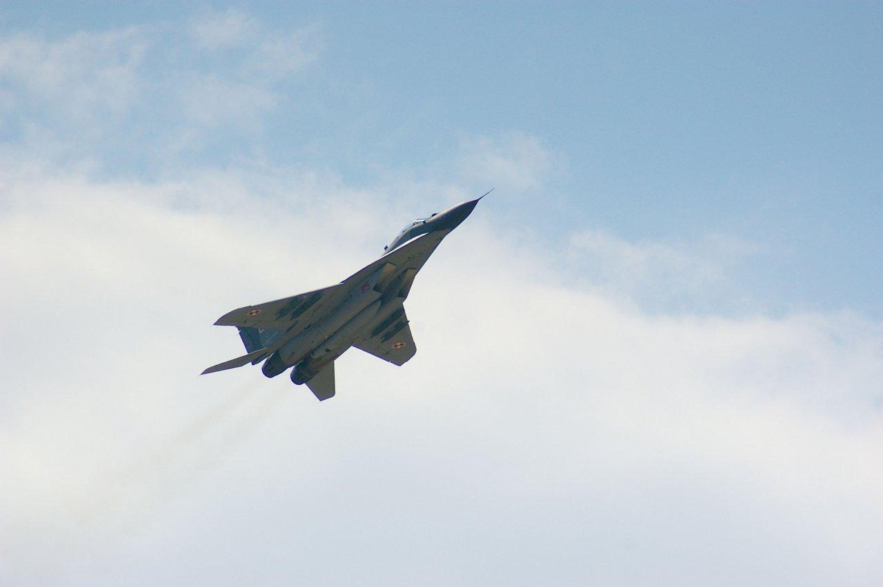 MIG 29 Polish Air Force