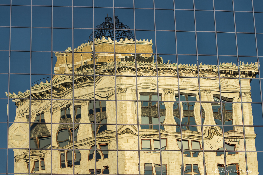 Refelctions Downtown 2016 2