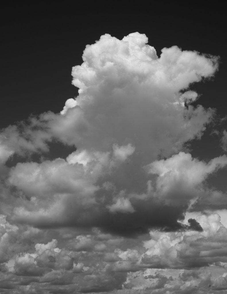 Cumulus 2 B&W 1873