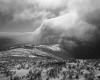 Winter on the ridge