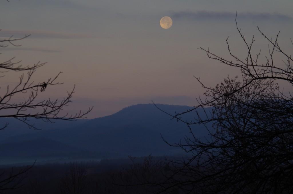Super cold moon