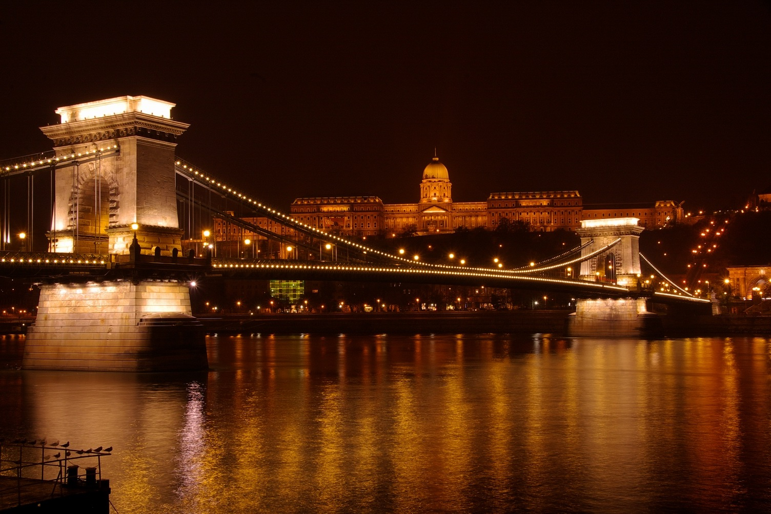 Budapest By Night Pentax User Photo Gallery