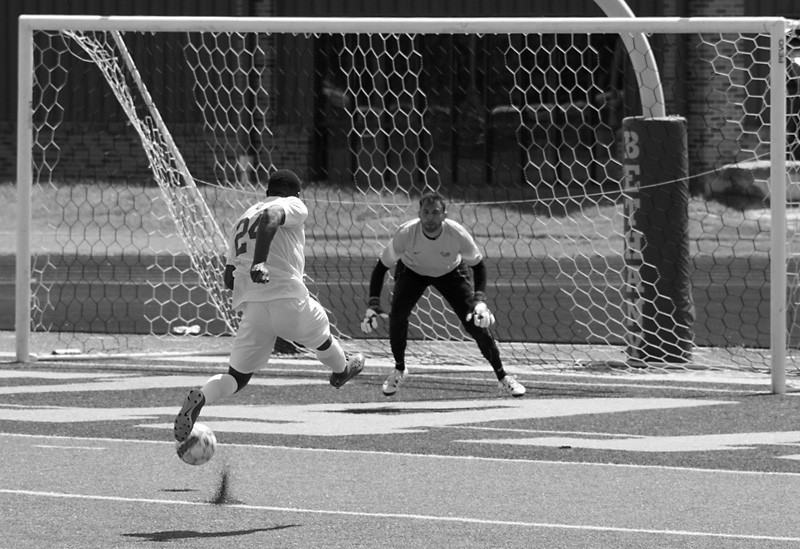 Flying Towards the Goal