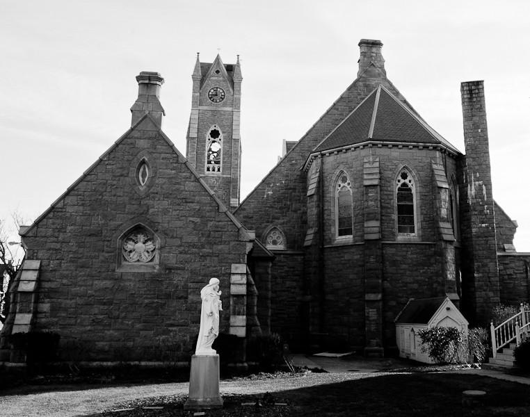 Stone Church New Bedford, MA