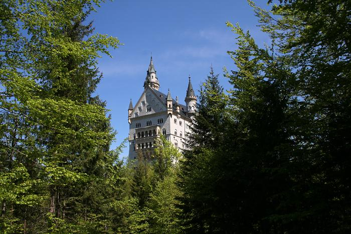 Konigsschloss Neuschwanstien Ludwig's Castle