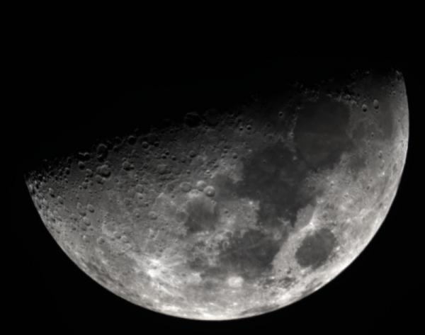 Moon on Pentaxium Day