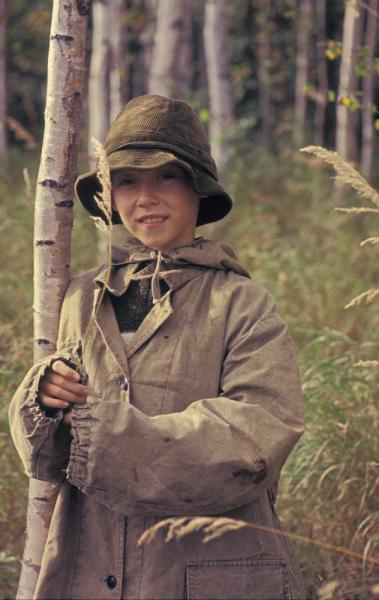 Lesovichok ( forest boy)