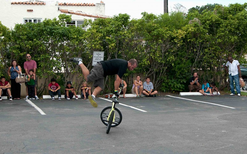BMX Freestyle Exhibition #1