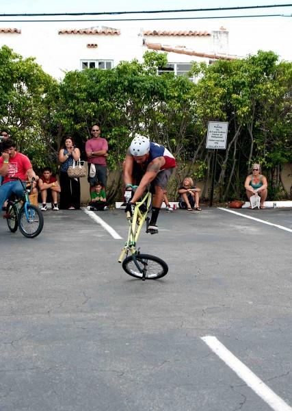 BMX Freestyle Exhibition