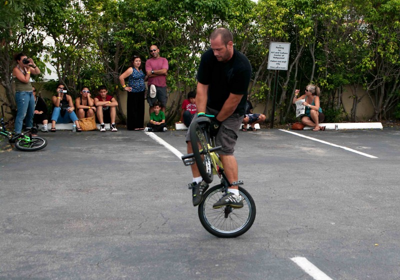 BMX Freestyle Exhibition #4
