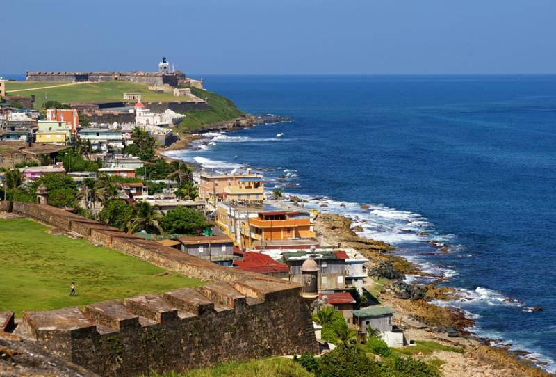 Old San Juan Forts