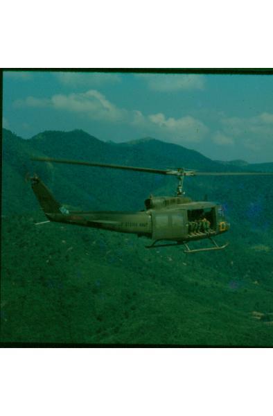 1/9th Cav enroute for Air Assault 1967