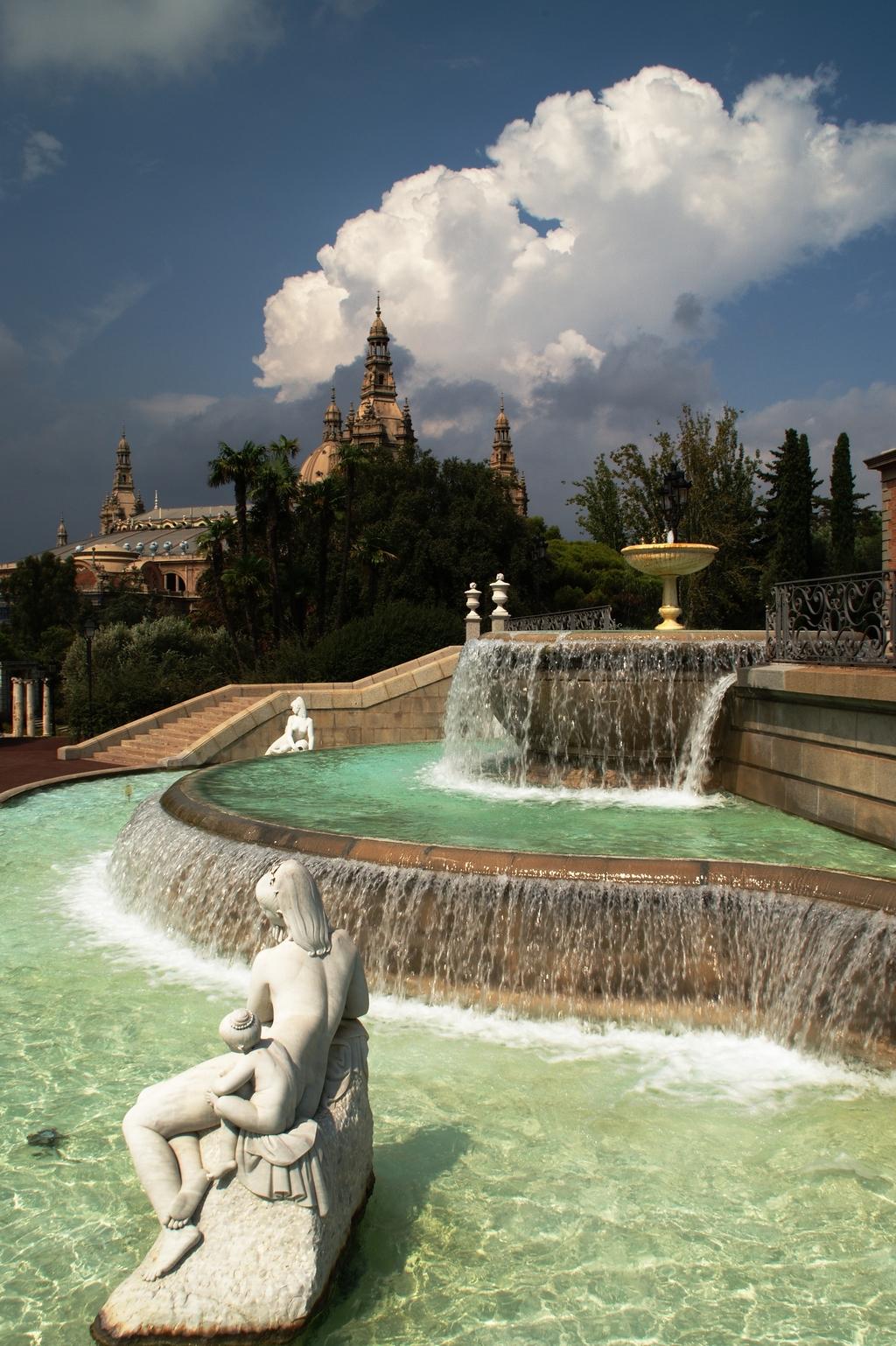Jardins de joan maragall barcelona pentax user photo for Jardines joan maragall