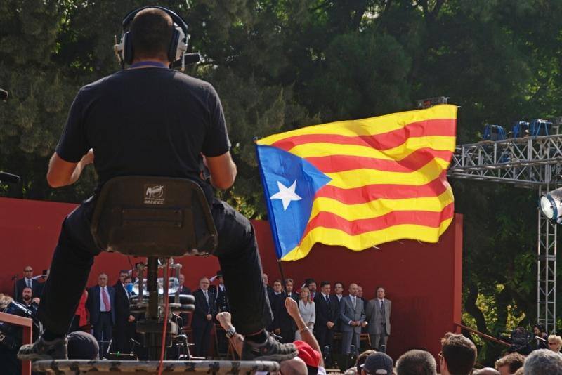 Catalonia's National Day-2009