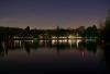 Across Zoo Lake @ night