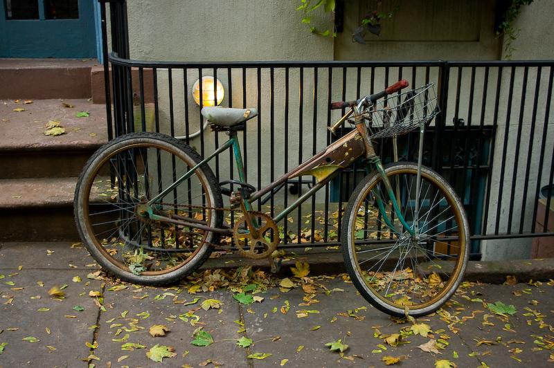 Brooklyn Heights Vintage Bike
