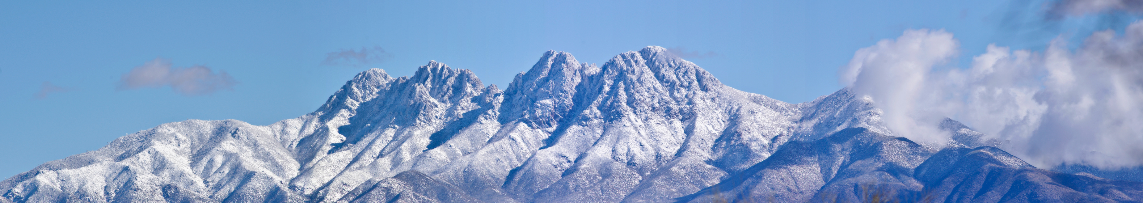 Four Peaks Arizona Snow
