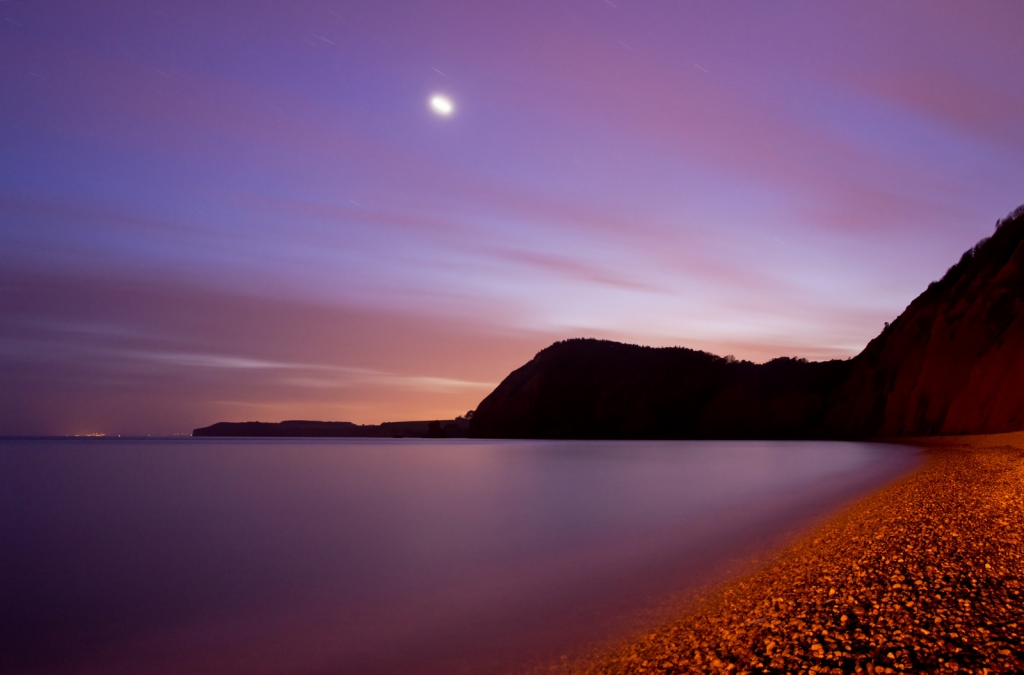Sidmouth and Venus