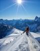 Mt Blanc Climbers
