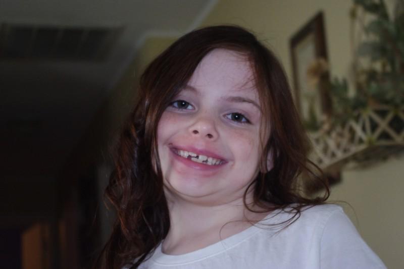 Little miss smiley