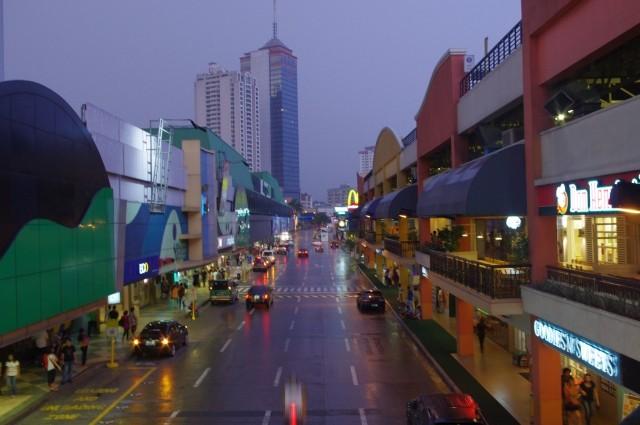 Rainy Sunday Evening