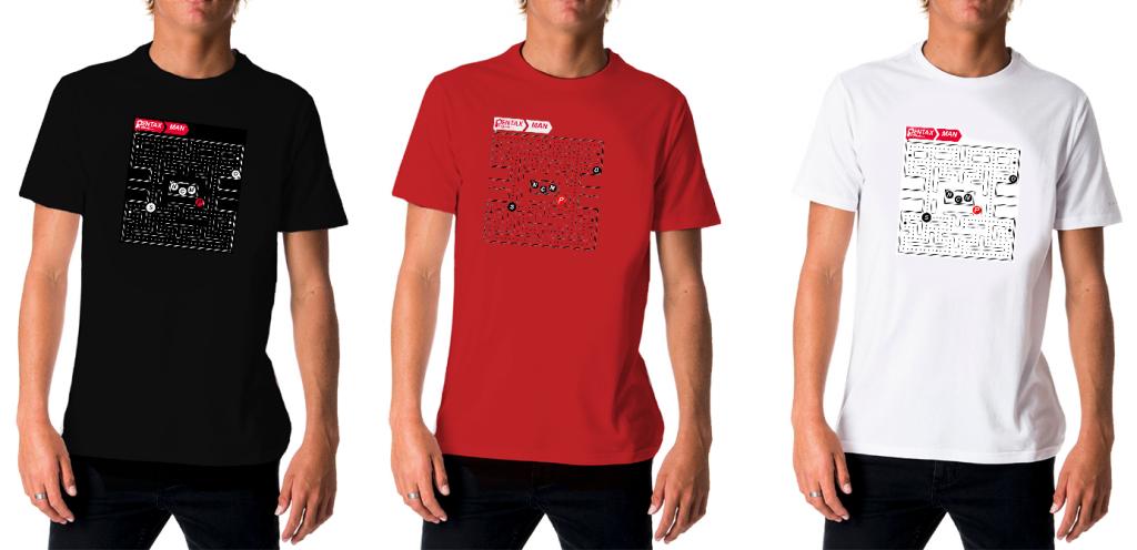 T-shirt sample