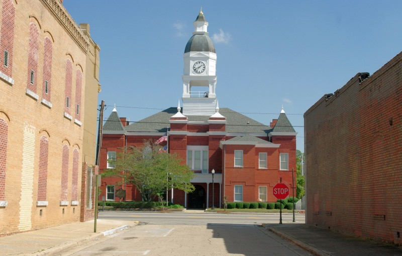 Historic Courthouse Berrien County GA