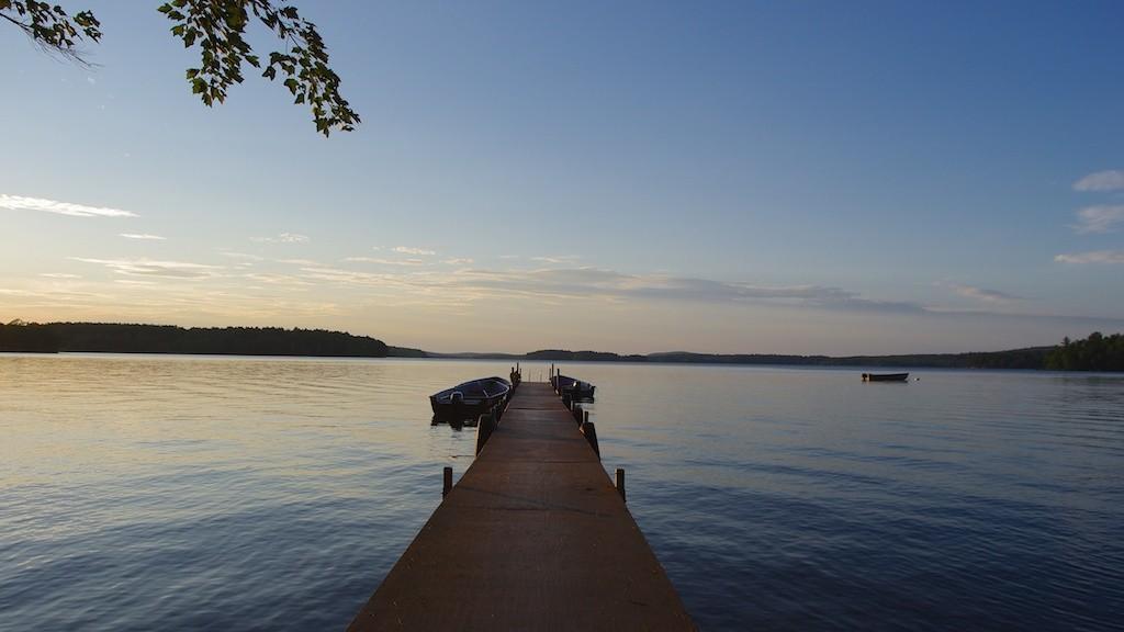Peace on the Lake