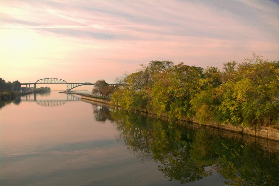 Peace Bridge- NY