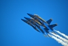 Blue Angels- A Tight Fly-By