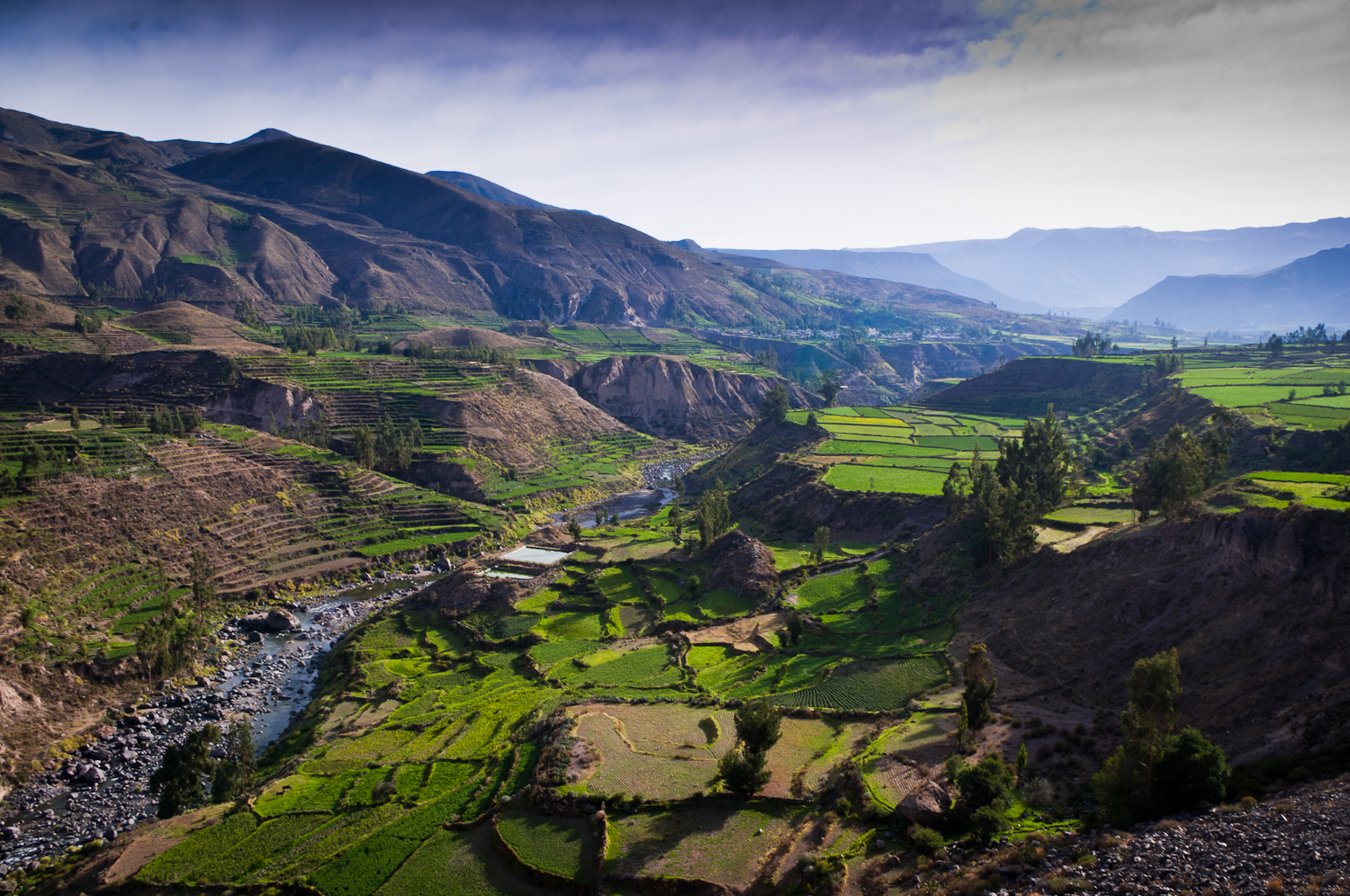Colca Valley - Pentax User Photo Gallery