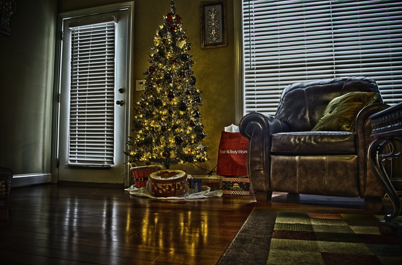 Christmas in HDR