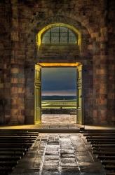 Church Door at Mont Saint-Michel