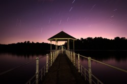 """""""1000 Seconds at Macritchie Reservoir"""" by Drivingback"""