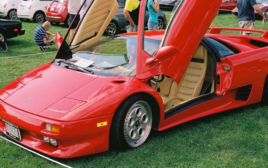 Ferrari Diablo 1994 2011 , Pentax User Photo Gallery