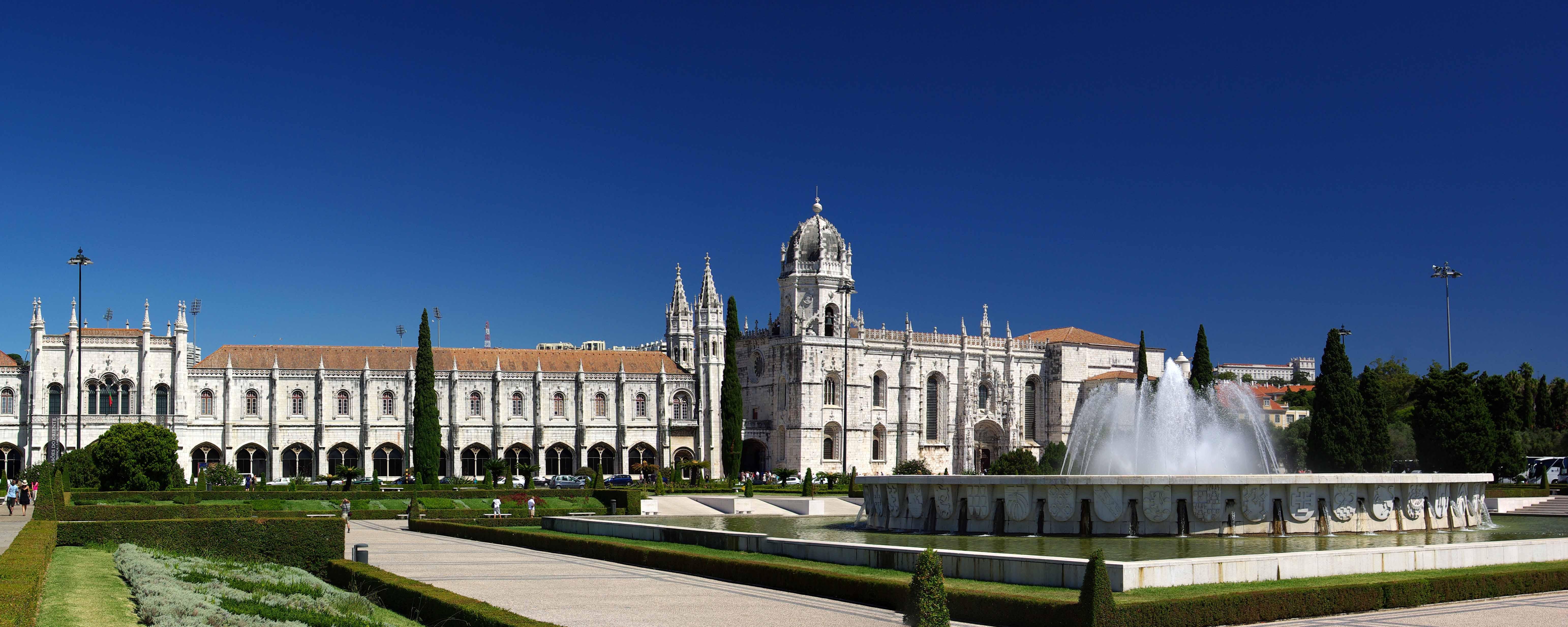 Famosos Mosteiro dos Jerónimos - Pentax User Photo Gallery LN96