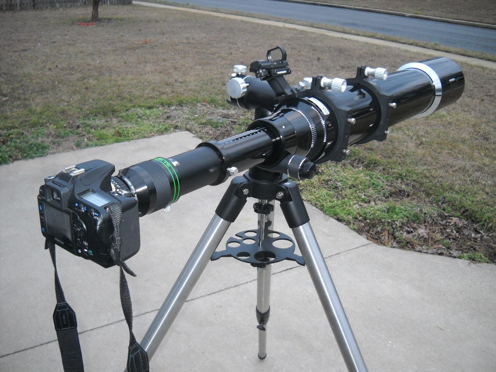был разы фотоаппарат для астросъемки добывает
