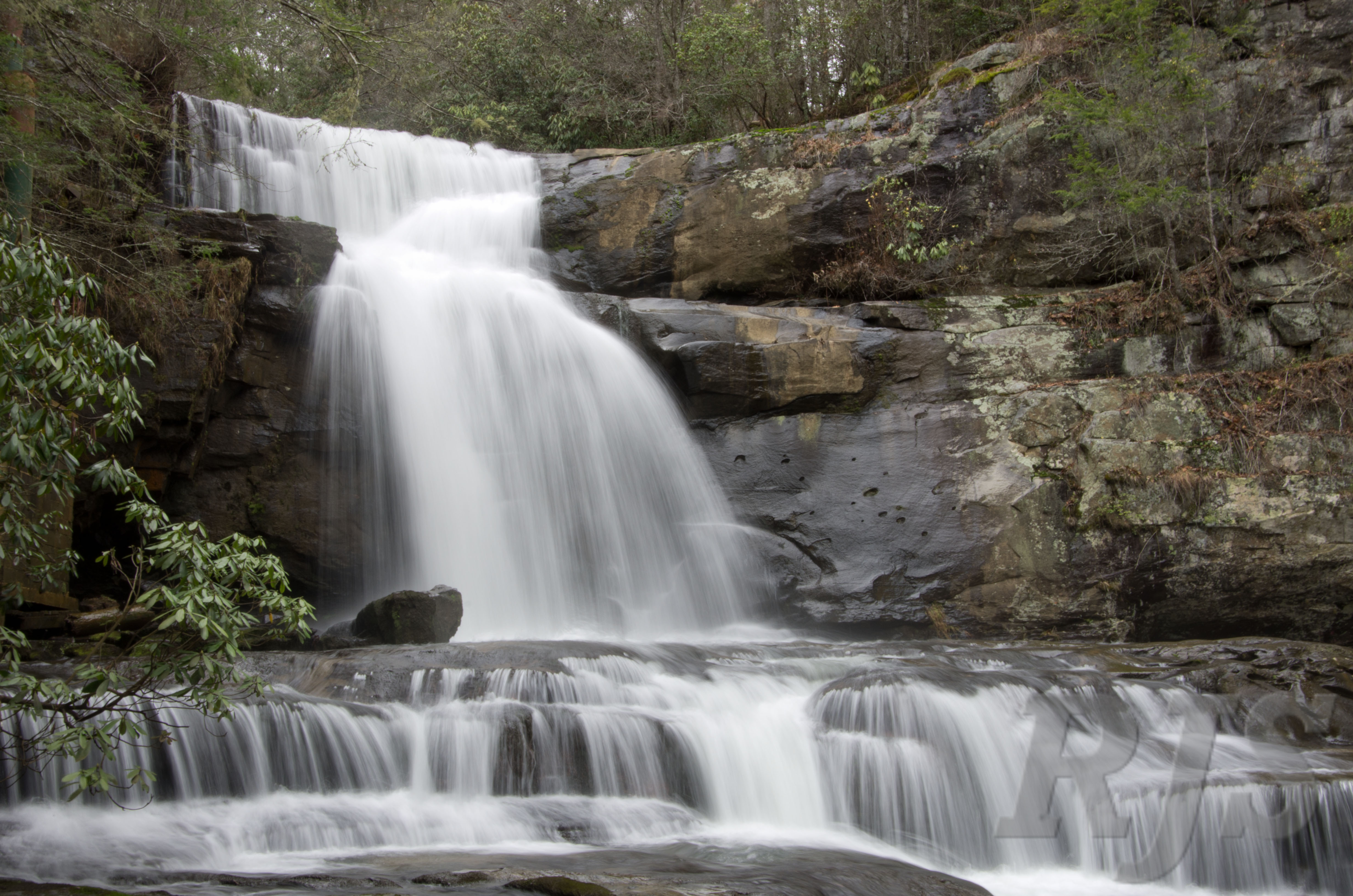 Shoal creek falls pentax user photo gallery for Shoal creek