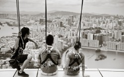 """""""On the Edge - 233 Meters Up"""" by chesebert"""