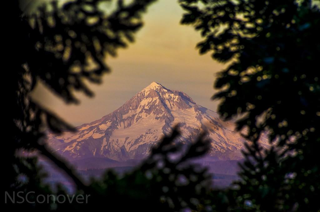 Mt. Mount Hood OR.
