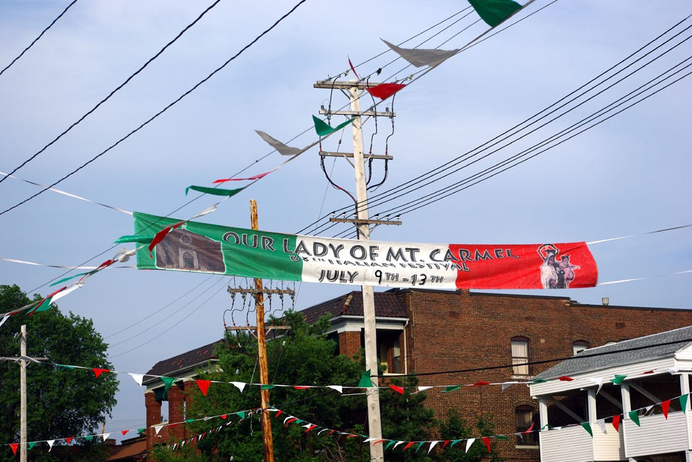 Mt. Carmel 2014 Festival